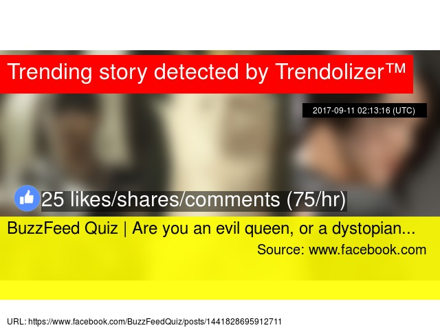 Are you good or evil buzzfeed